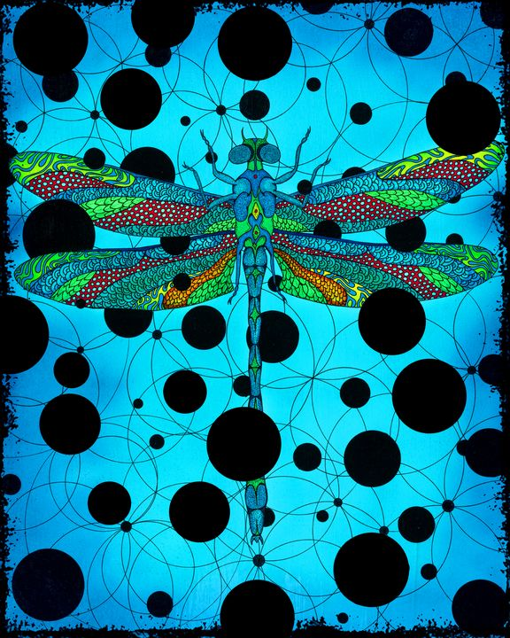 The Dragonfly - Artistwill