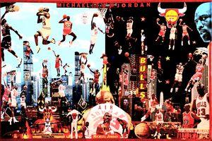 Michael MVP Jordan Day and Night