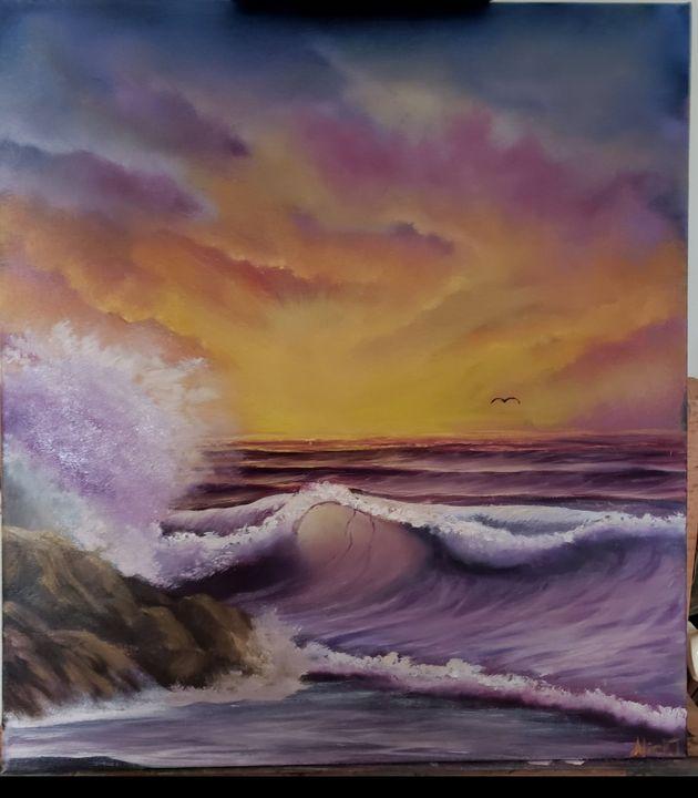 Romantic Sunset - Nick Thompson