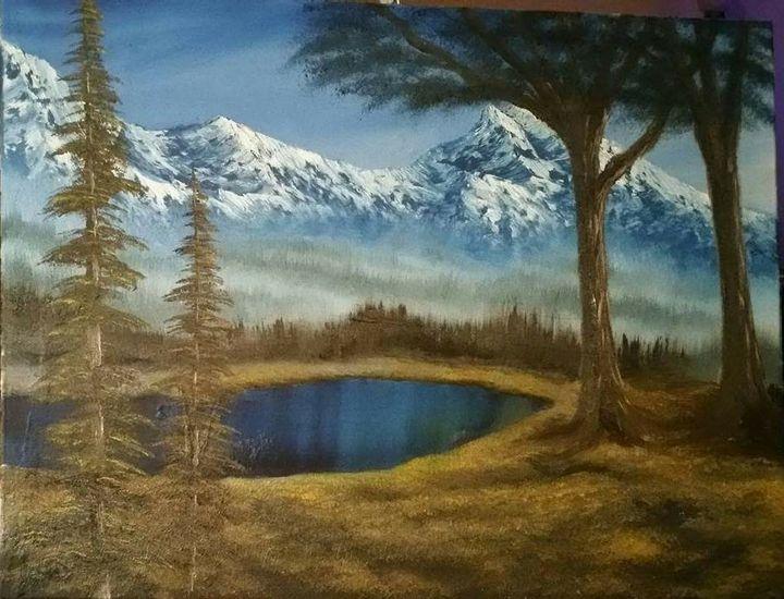 Mountain beauty - Nick Thompson