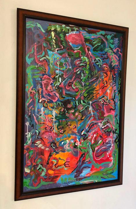Abstract 2 - ArtPal.com/matthewjparker