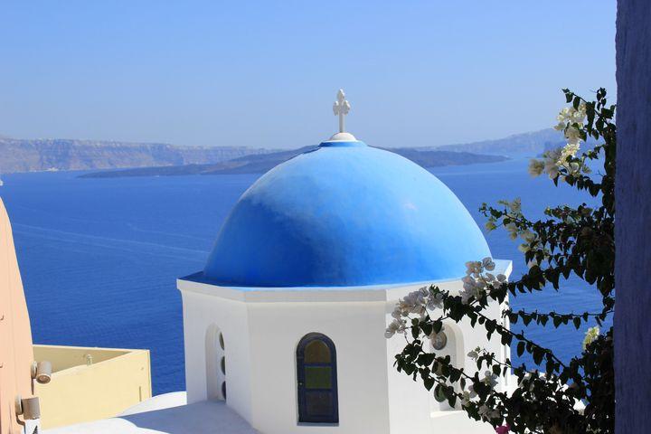Greek Church - KATKA'S GALLERY