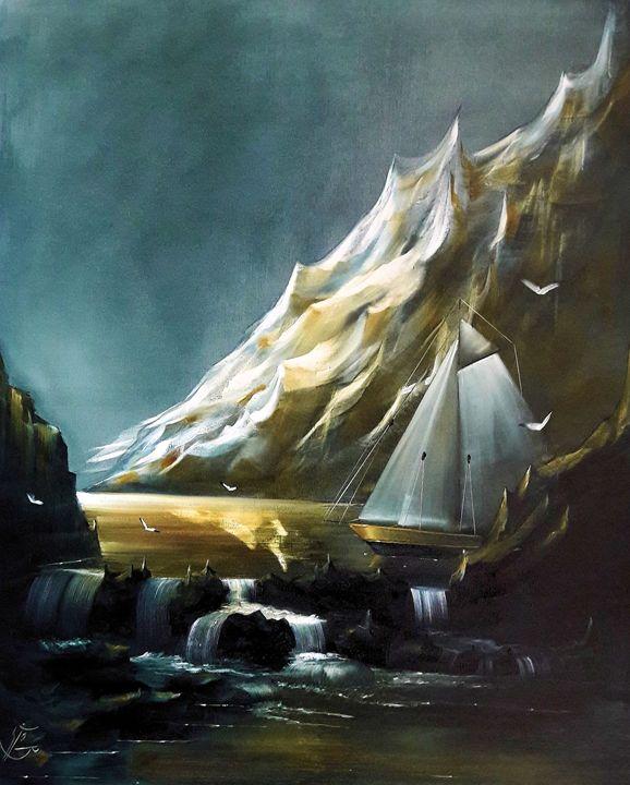 Cascades - ART . SIOB