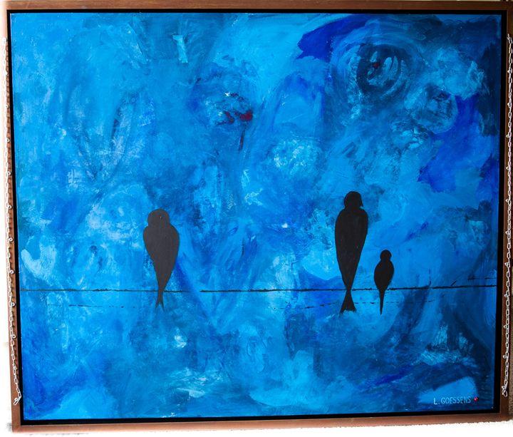 Blue - Goejae-art