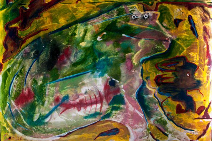 Frog - Goejae-art