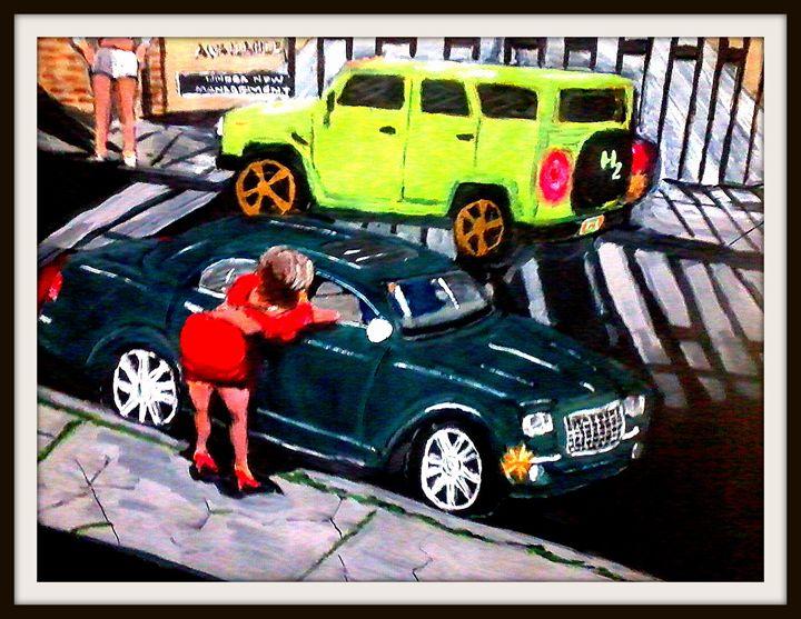 Speed Dating - NOAH'S Art Gallery
