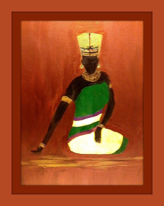 Queen Of The Niger - NOAH'S Art Gallery
