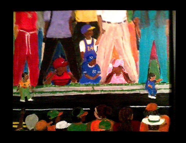 Best View On East Tennessee Street - NOAH'S Art Gallery