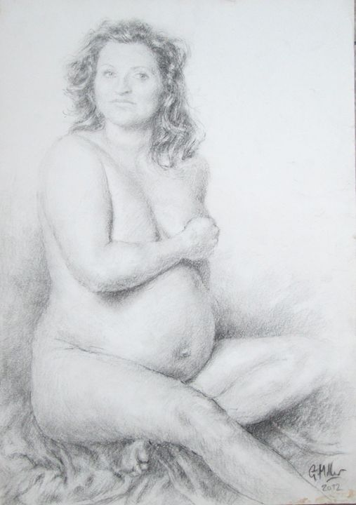 Her First Child - Gerry Miller