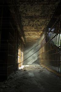 Dusty Jail