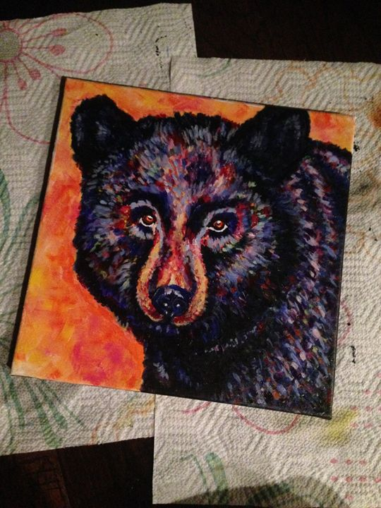 Bear for the Bare Wall - Elevated