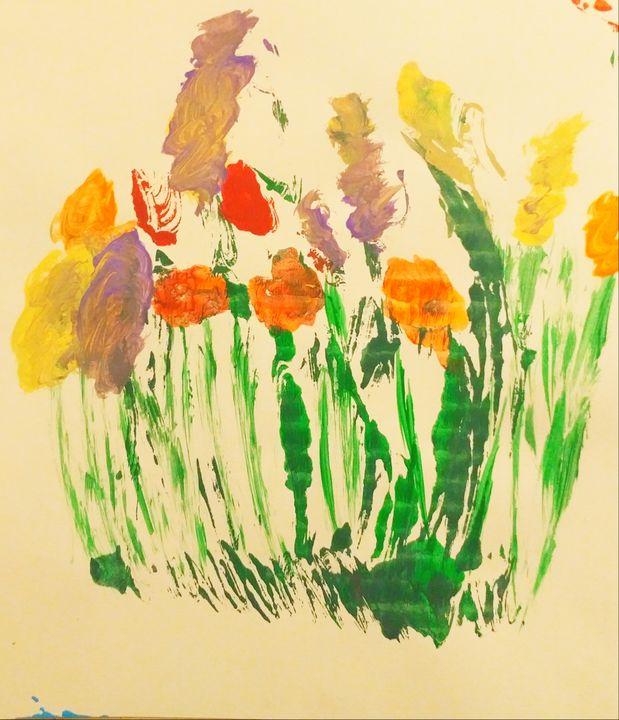 Flower Bouquet - Nicholson Art Gallery