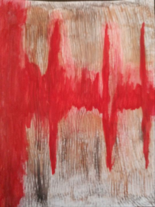 Bloody afib - Nicholson Art Gallery