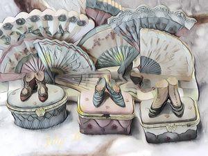 Shoes on boxes - FilipB