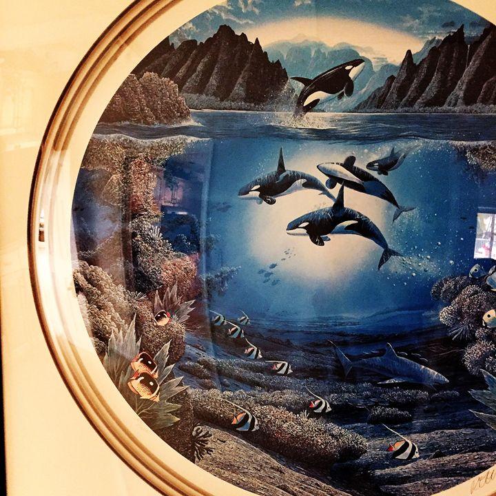 whalers - ART DECO