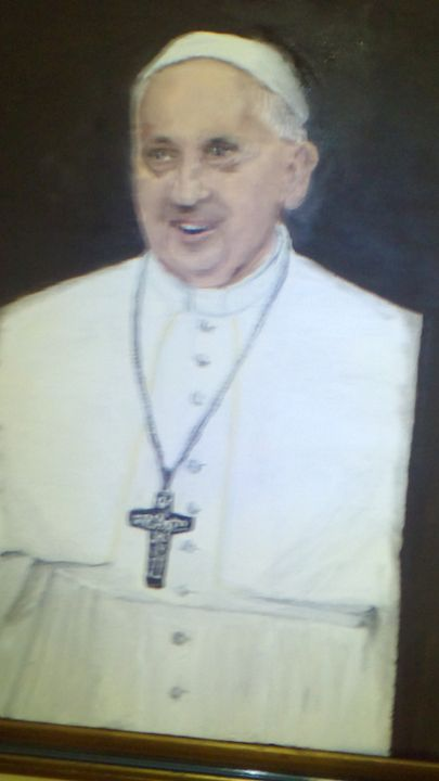 pope francis potrate rittrate - Agbu art gallery