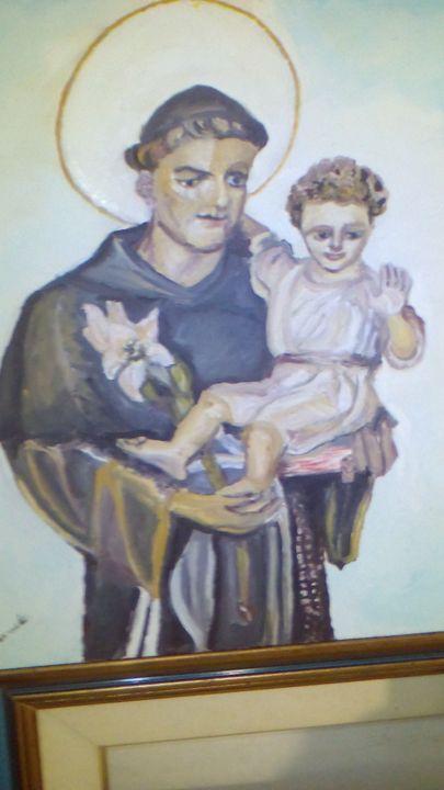 saint Anthony padova - Agbu art gallery