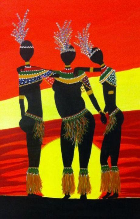 Sisters - Masally Kamara