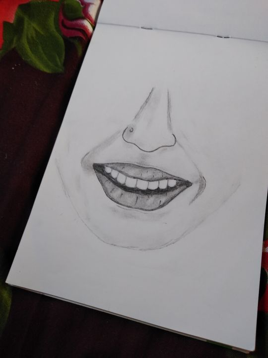 Smile of a girl - HAPPY