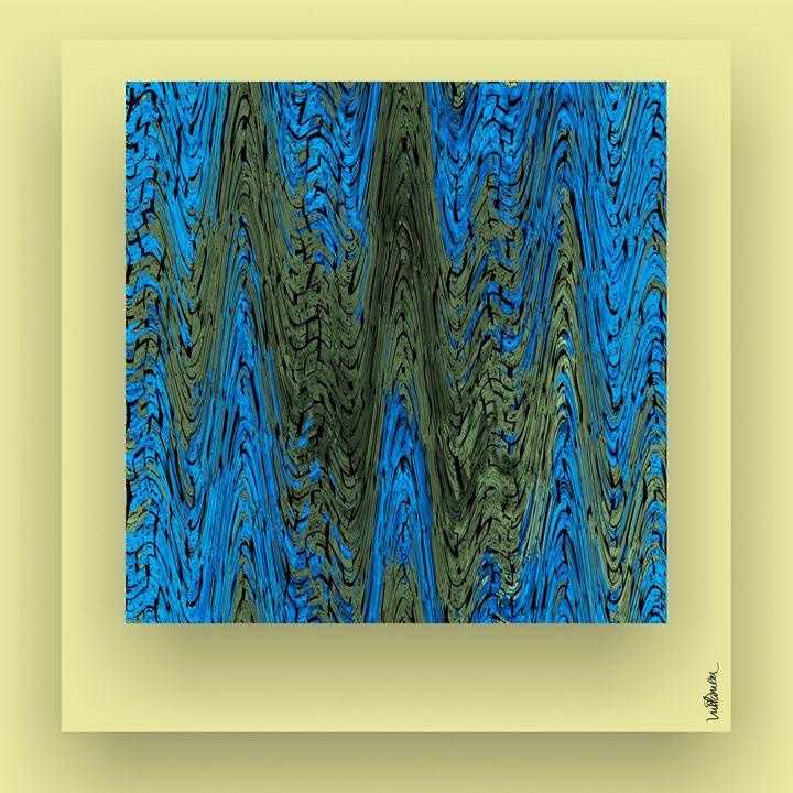 The Blue Waves - ARTDIGITAL