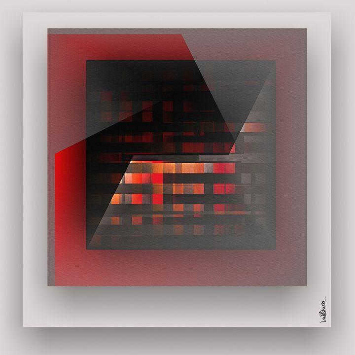 Red Color Wrap - ARTDIGITAL
