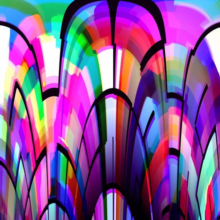 Color Gates - ARTDIGITAL