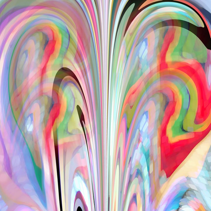 Abstract Butterfly - ARTDIGITAL