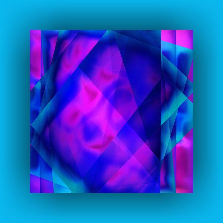 Blue Fashion - ARTDIGITAL