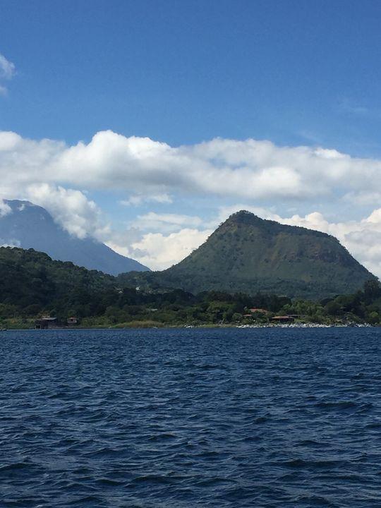 "On A Boat Ride - Lyndon ""LD"" Willis II"