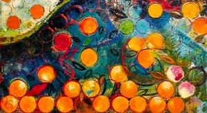 Orange Grove Abstract Expression PRI