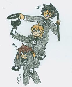 Gentlemen Trio