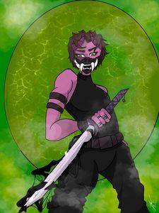 Ninja Demon