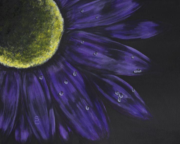 Glorious Purple - Shannon M Langford