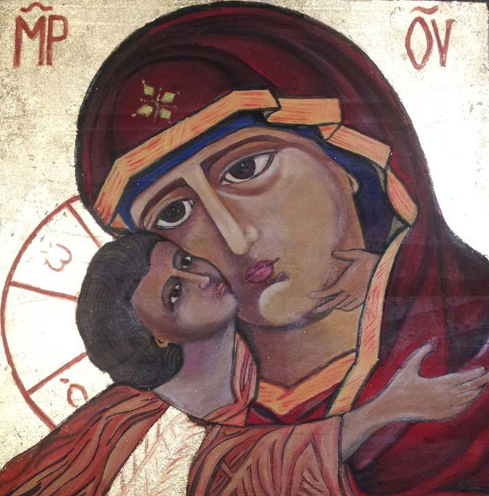 Mary and child - antosydney