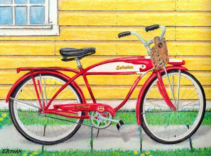 The Red Bike - EBjork