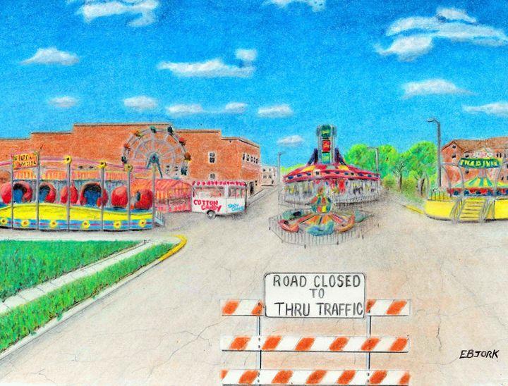 Small Town Carnival - EBjork