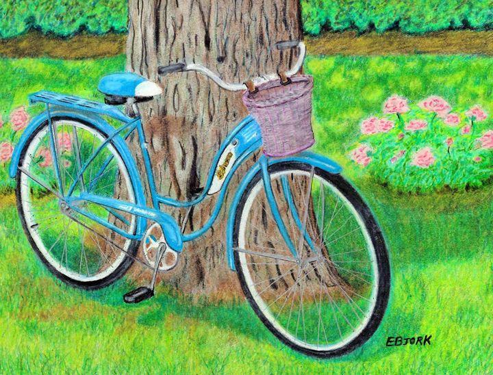 The Blue Bike - EBjork