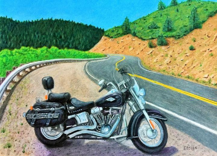 Rocky Mountain Way - EBjork
