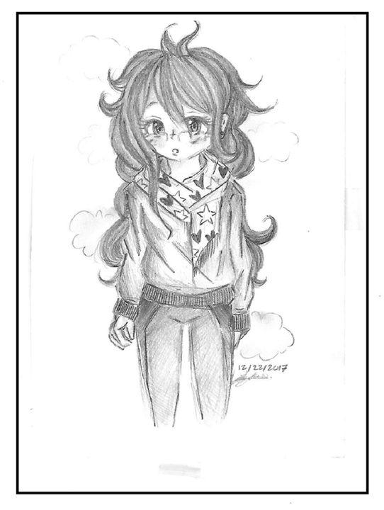 Dreamy Girl - Anime