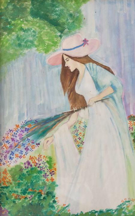 Princess - Canvas Dream