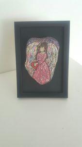 Unique angel color love. - Gallery Valný