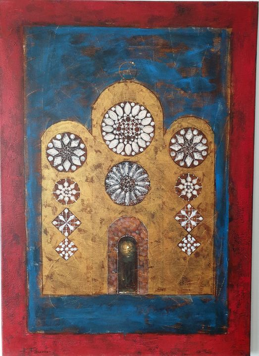 Notre Dame - Konstantin Paunov