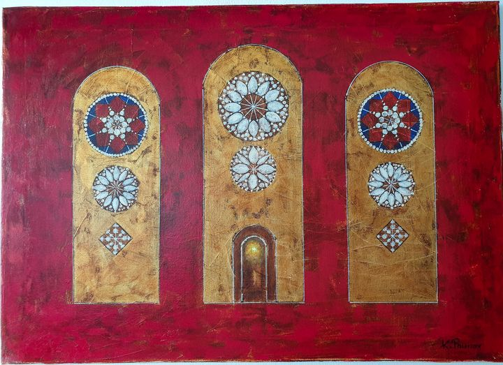 Three graces - Konstantin Paunov