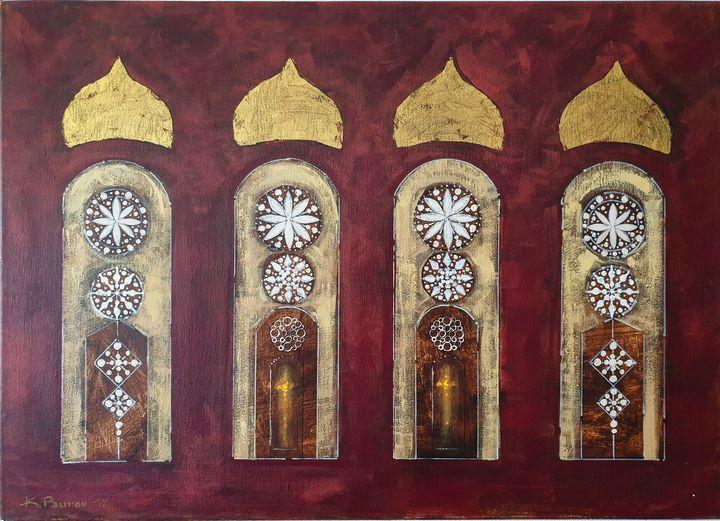 The golden Byzantium - Konstantin Paunov
