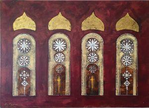 The golden Byzantium