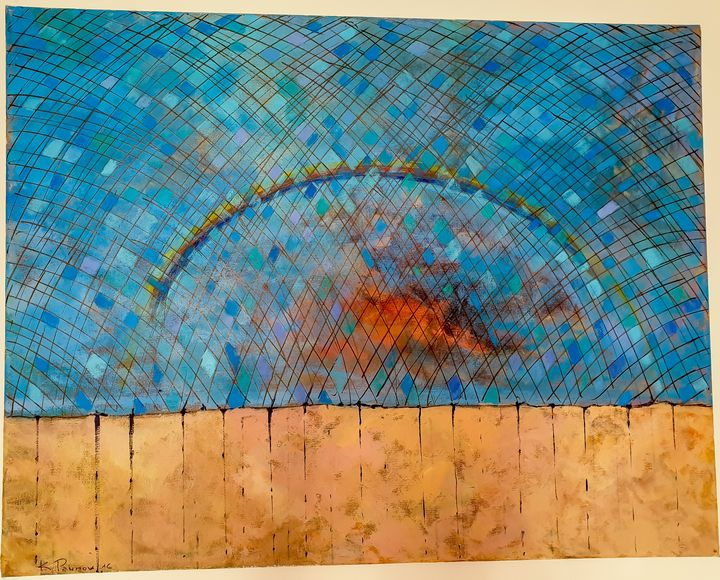 """After the rain"" - Konstantin Paunov"