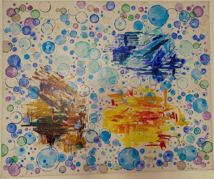"""Four elements"" - Konstantin Paunov"