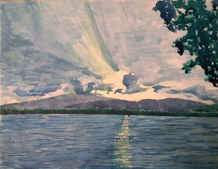 St. Froid Lake - Brithwaith