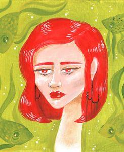 Lagoon Girl
