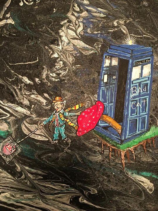 Doctor Gnome Who - Gnomeageddon